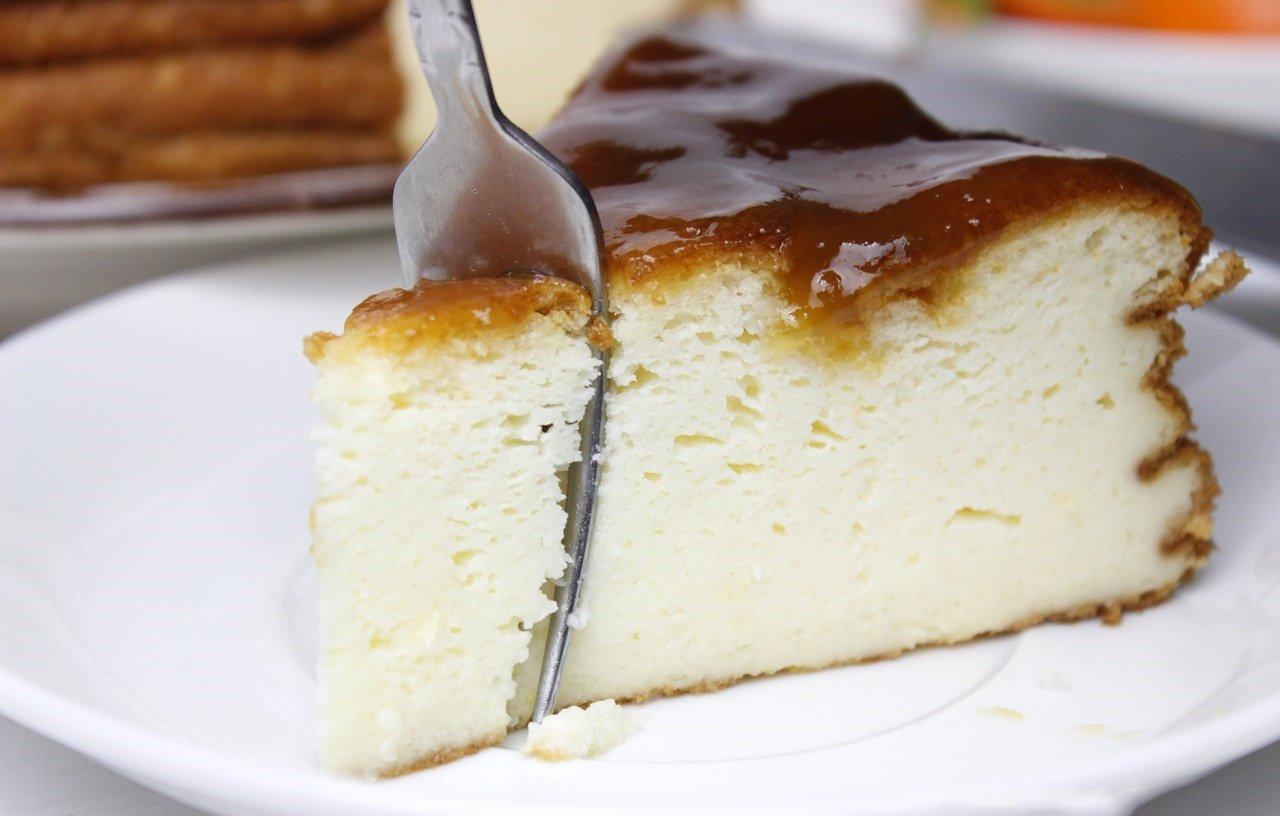 pastel turco de yogurt