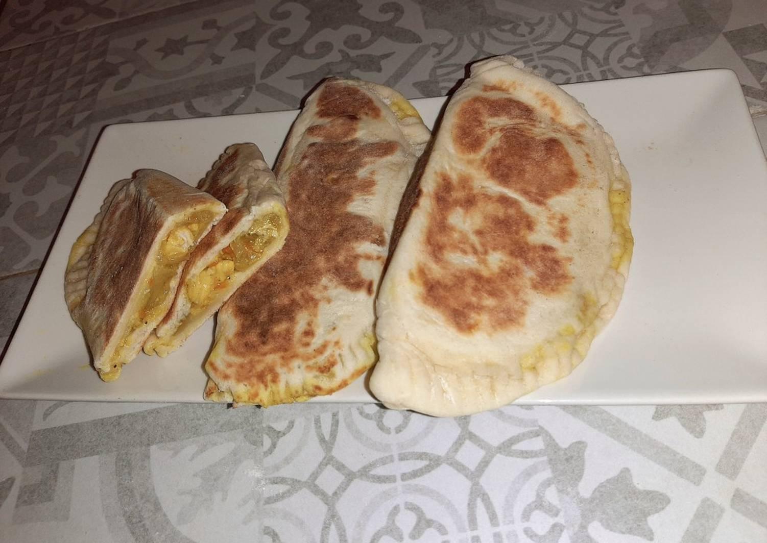 pan turco relleno
